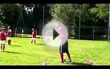 ARSENAL SOCCER SCHOOLS - SUMMER CAMP 2012 - VILLA GUARDIA 2