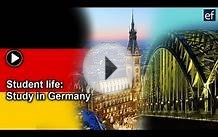 Student life: Studying in Germany